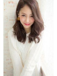 ~Visee Line~ 今っぽさNo.1☆かき上げ大人スタイル