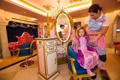 Harrods' fairy-tale boutique gives little princesses a Disney makeover - London - News - London Evening Standard