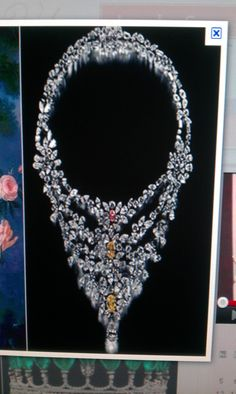 One of the most expensive necklaces in the world