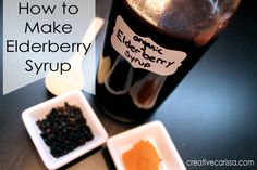 Prevent the flu naturally! Make your own elderberry syrup. You and your kids can drink a little everyday when school starts and they spend all day around everyone else's germs to help keep them healthy