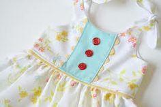 baby dress free pattern - Google zoeken