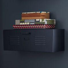 Locker Drawer Shelf | Pottery Barn Teen