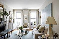 Manhattan pre-war apartment Interior Design by Josh Pickering