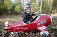 Aviator Hat with Goggles - Flyer Hat - Newborn Photo Prop - Sizes Newborn - Toddler on Etsy, $27.00