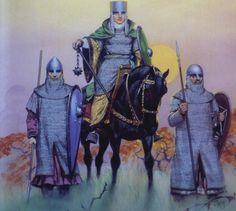 Angus Mc Bride - Condesa Matilda de la Toscana - 1089