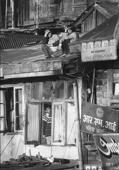 Wolf Suschitzky - Simla, India, 1980. °
