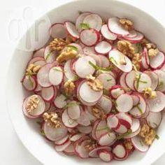 Radieschensalat auf libanesische Art, Rezept aus dem Libanon @ de.allrecipes.com