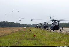 Mil Mi-17V-5 (Mi-8MTV-5) aircraft picture