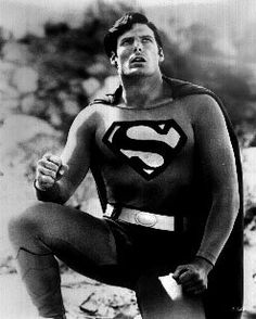 Superman (also known as Superman: The Movie) is a 1978 superhero film directed by Richard Donner. It is based on the DC Comics character of the same name and st First Superman, Superman Love, Superman Family, Superman Man Of Steel, Superman Stuff, Superman Characters, Superhero Movies, Comic Book Characters, Comic Character