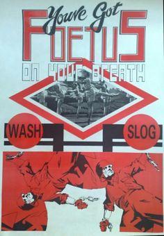 You've Got Foetus On Your Breath - WASH/SLOG Promo Poster
