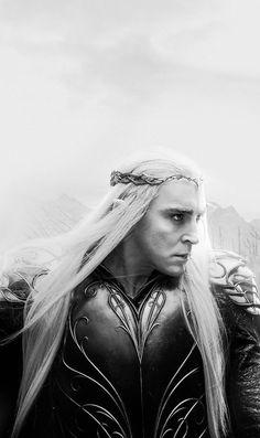 Thranduil's armor (The Hobbit: Battle of Five Armies)