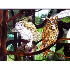 DreamTime Oracles - by SpiritWalk Stained Glass Art