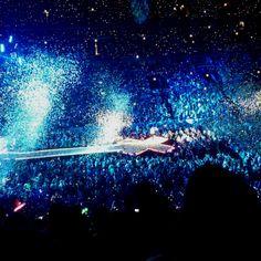 Coldplay Mylo Xyloto Tour