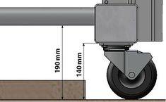 Posicionamiento del enrollador Pool Cover Roller, Covered Pool, Wheels, Swimming Pools