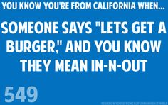 Hmm, I wish this was true in Washington, Ohio, and now New Mexico. Miss California!