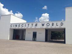 Siamo alla presentazione di #CinecittàWorld!