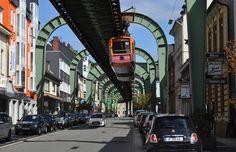 Wuppertal Schwebebahn: Germany's Hanging Train