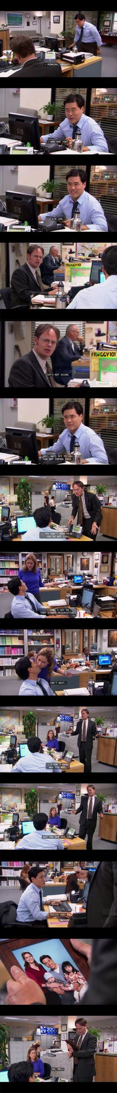 This is hands down the best Jim prank
