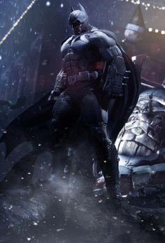 #batman #love #him #dark #knight #cape #bruce #wayne #hero #movie #comics #digital #art