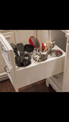 Kitchen storage
