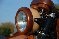 Detail motorcycle