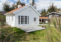 Schönes, kleines Ferienhaus an der dänischen Ostsee.