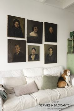 Servies en Brocante: Portretten De Woonwinkel.