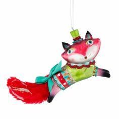 Weihnachtshänger Fuchs | desiary.de - identity store