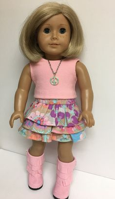 18 Doll Clothes fit American Girl Doll & by Lillyblumedesigns