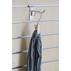 These hanging swivel clips are available in a brushed chrome finish. The specialty hanger can accommodate a variety of accessories. The swivel clip has an easy to use clasp for securing merchandise. Fabric Swatches, Chrome Finish, Visual Merchandising, Clothes Hanger, Gift Shops, Display, Collections, Accessories, Coat Hanger
