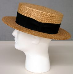 Hat, 1920s-1930s. 2004.35.1. American Textile History Museum