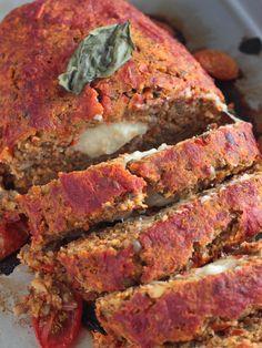 Vegan Italian Meatloaf