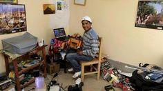Esteban Quispe, Robot ecologici