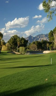 Dell Urich Golf Course (formerly Randolph South) in Tucson, Arizona.  Golfers will enjoy spectacular tee shots as well as dramatic elevation changes.  (Click on the pin for more into and other Tucson area courses)