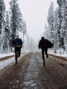 Michael and Nicholas run as fast as they can. They laugh and smile wide as they run from the people who are no longer chasing them. Nicholas realizes that this is the most fun he's ever had and it's all thanks to Michael.