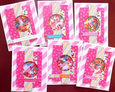 God is Good and I am Blessed: PaperCrafter's Corner and DCWV Challenges