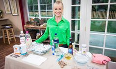 Home & Family - Tips & Products - Eco-Friendly Jewelry Cleaning with Sophie Uliano | Hallmark Channel