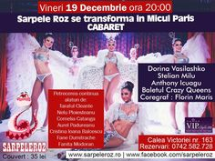Sarpele Roz se transforma in Micul Paris: Cabaret
