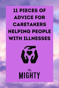 #Caregivers are health activists. They are often selfless. Giving. Understanding. Supportive. Loving.