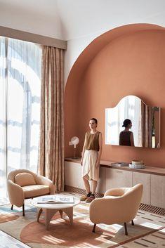 Bathroom Inspiration, Interior Inspiration, Palazzo, Casa Hygge, Cristina Celestino, Italian Villa, Contemporary Interior Design, Amalfi Coast, Architectural Digest