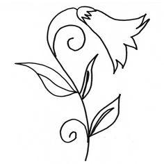 Výsledok vyhľadávania obrázkov pre dopyt kvetina kreslená