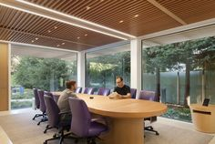 Venture Capital Office Headquarters,© Eric Staudenmaier