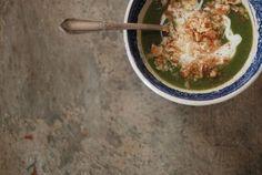 Swamp Soup (Potato + Leek)