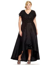 eef60b0904a Available at Dillards.com  Dillards Black Tie Gown