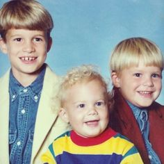The infamous Bowl Cut Gang #TBT