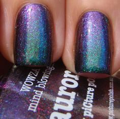 piCture pOlish sneak peak... Limited Edition shade launching sometime in February!  Keep an eye out for More Nail Polish blog!  www.picturepolish.com.au