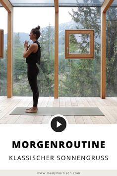 Yoga Bewegungen, Yoga Moves, Yin Yoga, Yoga Meditation, Step Workout, Gym Workout Tips, Plank Workout, Yoga Fitness, Fitness Workouts