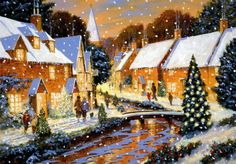 Send season greetings and help out a charity by buying one of these great charity Christmas cards. Charity Christmas Cards, December Daily, Christmas Time, Seasons, Blog, Painting, Art, Art Background, Christmas Calendar