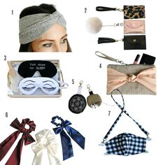Handmade Gift Guide: DIY tutorials for easy to sew gifts. Diy Halter Top, Trash To Couture, Diy Gifts, Handmade Gifts, Faux Fur Pom Pom, Bias Tape, Cute Diys, Knot Headband, Jewel Tones