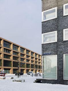 Solid18 IJburg, Amsterdam (The Netherlands)   Claus en Kaan Architecten   Archinect